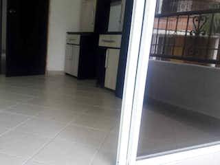Una vista de una cocina desde el pasillo en Casa en venta en Niquía, de 100mtrs2