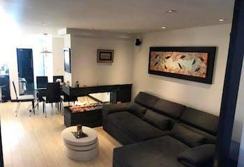 Apartamento en Bogota Los Rosales -con terraza cubierta