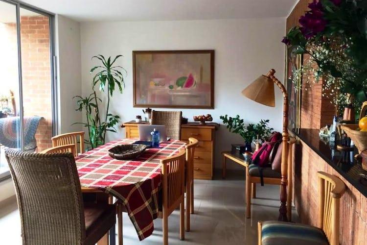 Foto 3 de Apartamento en Bogota San Patricio - con tres alcobas