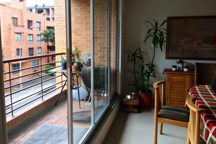 Foto 4 de Apartamento en Bogota San Patricio - con tres alcobas