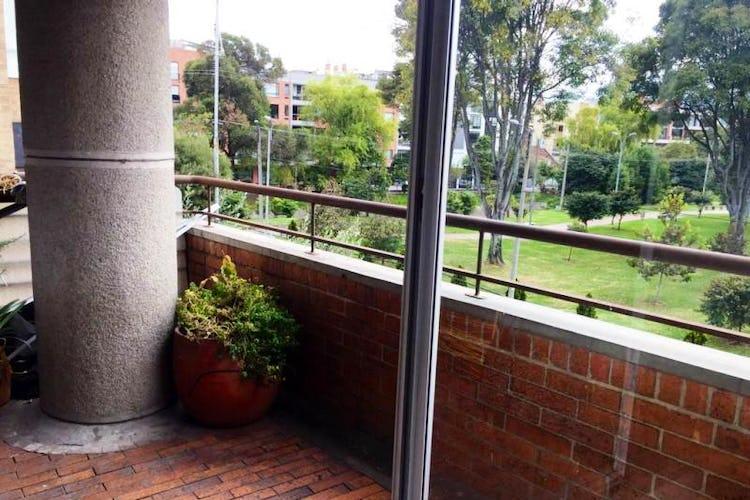 Foto 5 de Apartamento en Bogota San Patricio - con tres alcobas