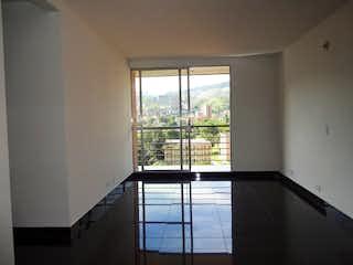 Una vista de una sala de estar desde una ventana en Apartamento en Venta LOS COLORES