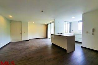 Apartamento en venta en El Poblado de 2 hab. con Gimnasio...