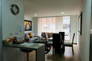 Apartamento en venta en Julio Florez de 74m² con Gimnasio...