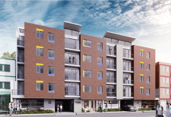 Victoria Place, Apartamentos en venta en Bravo Páez 71m²