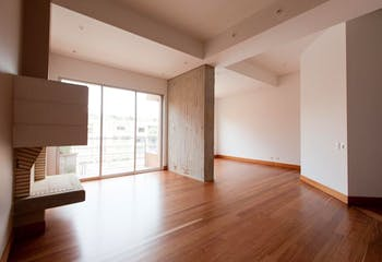 Apartamento de 81m2 en Bogotá, Chico Reservado - en quinto piso