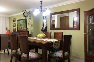 Apartamento en venta en Laureles Nogal de 3 hab. con Balcón...