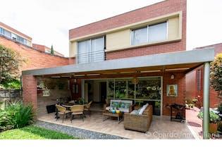 Casa en venta en El Poblado, 297m² con Bbq...