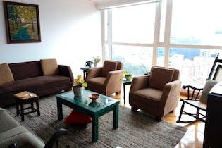 Apartamento en venta en Chapinero Alto 125m²