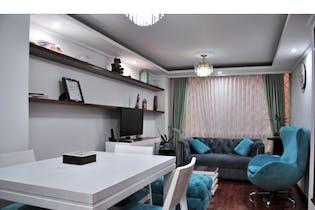 Apartamento en venta en Bosque Calderón de 58m²