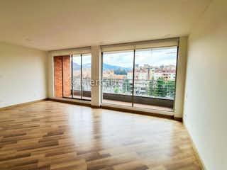 Una vista de un dormitorio con una puerta corredera de cristal en Venta Apartamento Cedro Golf
