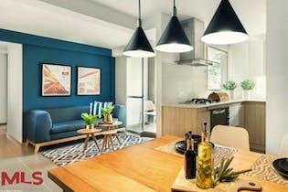 Apartamento en venta en Loma De Los Bernal 55m² con Gimnasio...