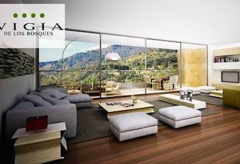 Vigía de los Bosques, Apartamentos nuevos en venta en El Tesoro con 3 habitaciones
