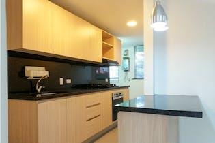 Apartamento en venta en El Poblado de 88m² con Bbq...