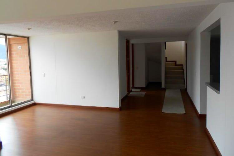 Portada Apartamento En Venta En Bogota Cantalejo, duplex con terraza grande.