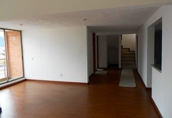Apartamento En Venta En Bogota Cantalejo, duplex con terraza grande.