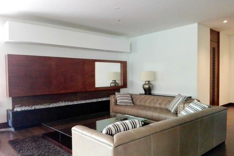 Foto 20 de Apartamento en venta Bogotá-El Chico, con sala de juegos para niños y gimnasio.