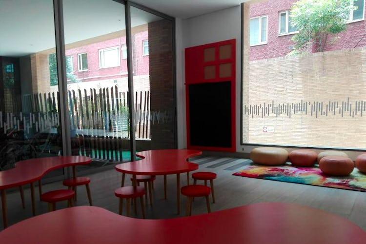 Foto 28 de Apartamento en venta Bogotá-El Chico, con sala de juegos para niños y gimnasio.