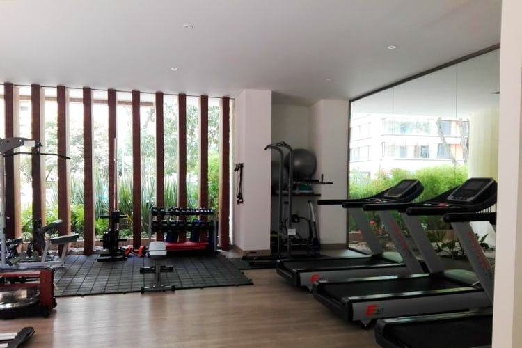Foto 29 de Apartamento en venta Bogotá-El Chico, con sala de juegos para niños y gimnasio.