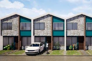 Vivienda nueva, Las Margaritas, Casas en venta en Tiquiza con 59m²