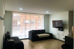 Apartamento en venta en Julio Florez de 3 hab. con Gimnasio...