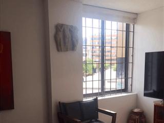 Apartamento en venta en El Nogal, de 103mtrs2