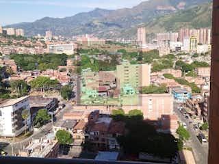 Una vista de una ciudad en medio de una ciudad en Apartamento en venta en Niquía de 3 hab. con Zonas húmedas...