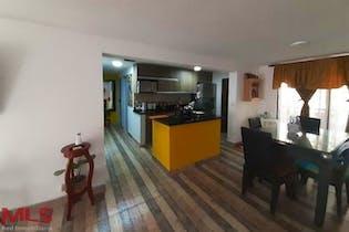 Apartamento en venta en Robledo 73m²