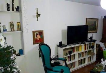 Apartamento en venta en Barrio Chapinero de 4 hab. con Solarium...