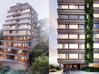 Proyecto nuevo de vivienda en Chicó, Bogotá