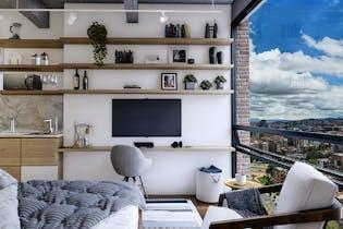 Proyecto de Vivienda, Oruga, Apartamentos en venta en Chicó Reservado 19m²