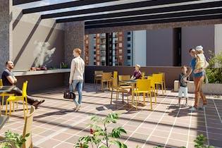 Parque Central Fontibon 2, Apartamentos nuevos en venta en Villemar con 2 habitaciones