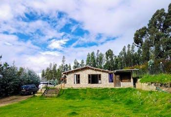 Casa Campestre En Venta En Tabio Tabio Vereda Juaica