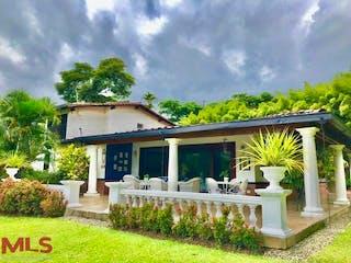 Casa en venta en El Barro, Girardota