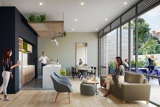 Vivienda nueva, Park Living - Vis, Apartamentos nuevos en venta en Mazurén con 1 hab.