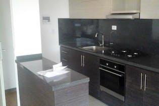 Apartamento en Mosquera, Mosquera - 88mt, tres alcobas, balcon