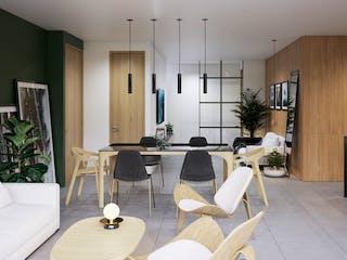 Apartamentos nuevos en La Castellana, Medellín