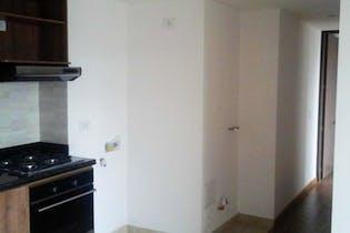 Apartamento en Las Orquideas, El Toberín - 54mt, dos alcobas