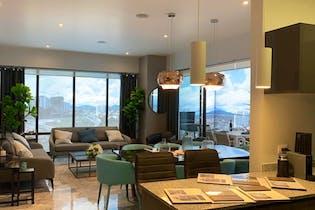 Pent House En Interlomas, Departamento en venta, 151m² con Jardín...