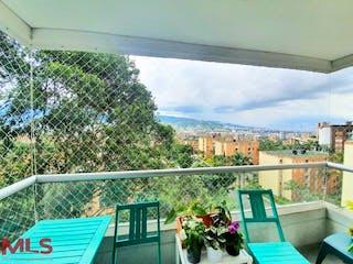 Montecarlo, apartamento en venta en El Esmeraldal, Envigado