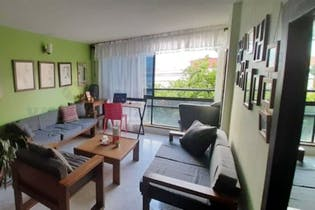 Apartamento en venta en Laureles de 61m²