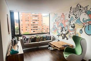 Apartamento en venta en Santa Bárbara 60m² con Bbq...