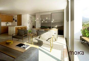 Moka, Apartamentos en venta en Casco Urbano El Retiro de 2-3 hab.