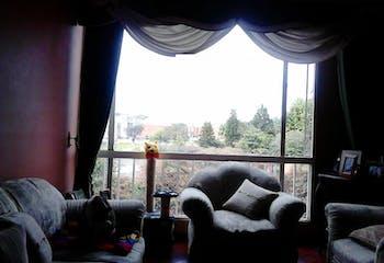 Apartamento En Venta En Bogota Bolivia Real, con tres alcobas.