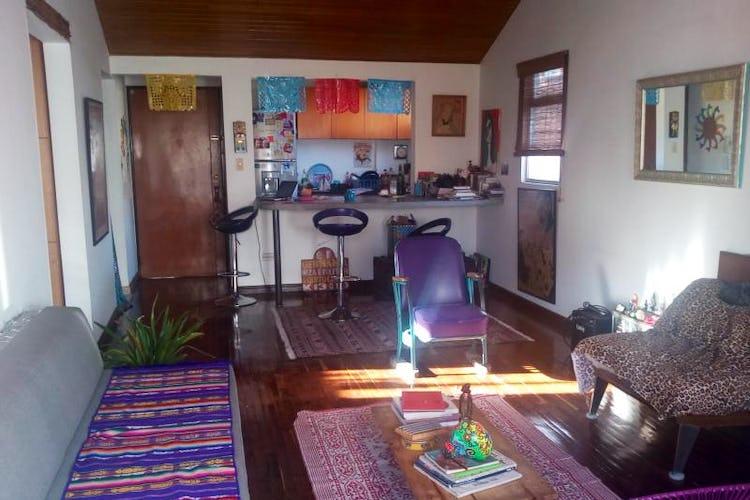 Foto 3 de Apartamento En Venta En Bogota Santa Barbara Central-Usaquén  2 Alcobas y 1 baño