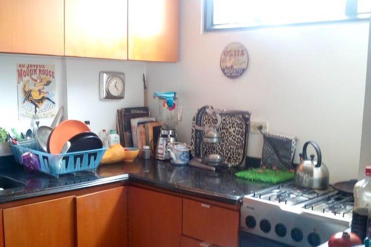 Foto 4 de Apartamento En Venta En Bogota Santa Barbara Central-Usaquén  2 Alcobas y 1 baño