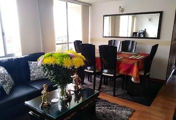 Apartamento en venta en Almendros de 3 habitaciones