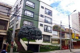 Apartamento en venta en Chapinero Norte de 2 hab.