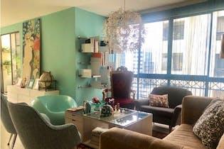 Apartamento en venta en El Poblado de 128m² con Jardín...