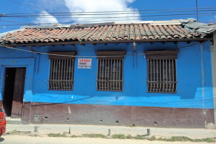 Foto 1 de Casa en Bogota Las Cruces - con 9 habitaciones